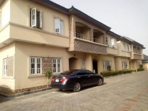 3 bedroom Terraced Duplex House for rent ---- Osapa london Lekki Lagos