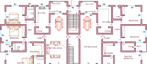 3 bedroom Flat / Apartment for sale   Nbora Abuja