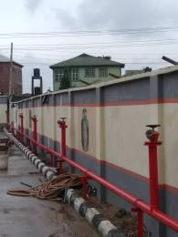 Factory Commercial Property for sale Ajuwon road by breakthrough college Ogba Industrial Ogba Lagos