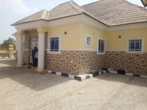 4 bedroom Detached Bungalow House for rent  Hosannah glory estate along living faith church Lugbe Abuja