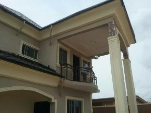 4 bedroom Semi Detached Duplex House for sale Bayo akinrinlola street off isuti road,  Igando Ikotun/Igando Lagos