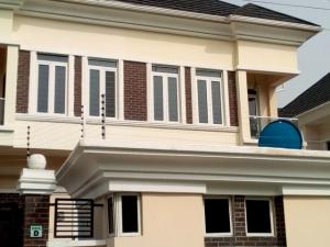 4 bedroom Detached Duplex House for sale Two Streets off main gate Idado Lekki Lagos
