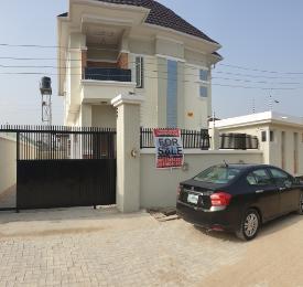 4 bedroom Detached Duplex House for sale aguleri Thomas estate Ajah Lagos