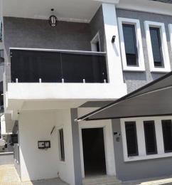 4 bedroom Semi Detached Duplex House for sale Lekki 2nd Toll Gate Lekki Lagos