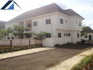 4 bedroom Semi Detached Duplex House for sale Olusegun Obasanjo Street Wuye Abuja