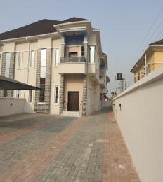 5 bedroom Semi Detached Duplex House for sale Nehita Street Thomas estate Ajah Lagos