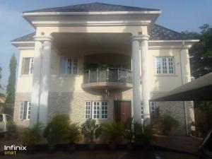 6 bedroom Detached Duplex House for sale Nia senior quarters karu; Phase 1 Abuja