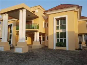 7 bedroom Detached Duplex House for sale Aso villa Asokoro Abuja