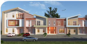 4 bedroom House for sale Urban Shelter Residence Dawaki Gwarinpa Abuja