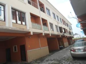 4 bedroom Terraced Duplex House for rent Mini estate off chisco ikate, lekki Lagos. Ikate Lekki Lagos