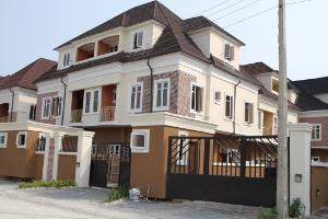 4 bedroom Duplex for sale Orchid road, Lekki axis by chevron. chevron Lekki Lagos