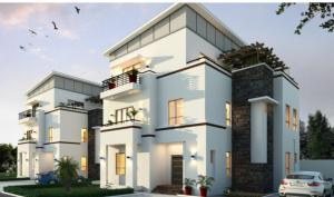5 bedroom Massionette House for sale Bellevue Residence Life Camp Abuja