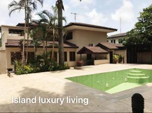 6 bedroom Detached Duplex House for sale Old Ikoyi Ikoyi Lagos