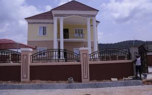 4 bedroom House for sale Ushafa, Bwari Sub-Urban District Abuja