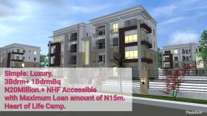 3 bedroom Flat / Apartment for sale Heart of life camp Life Camp Abuja