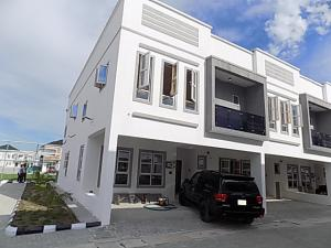 3 bedroom Terraced Duplex House for rent Opposite chevron headquater chevron Lekki Lagos