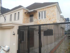4 bedroom House for rent Chevron Road chevron Lekki Lagos