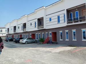 3 bedroom Terraced Duplex House for sale behind megachicken Ikota Lekki Lagos