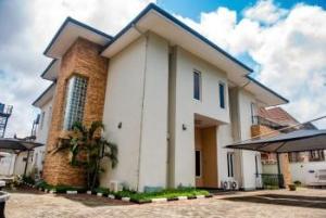 4 bedroom Detached Duplex House for shortlet Lekki Phase 1 Lekki Lagos