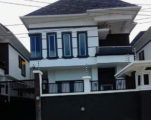 4 bedroom Detached Duplex House for sale - Thomas estate Ajah Lagos