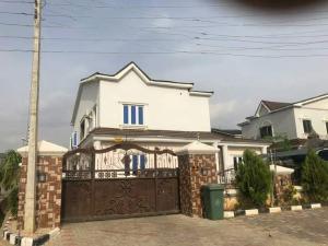 4 bedroom Detached Duplex House for sale Aco Estate Life Camp Abuja