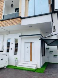 Semi Detached Duplex House for shortlet Chevy view estate  chevron Lekki Lagos