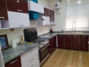 Semi Detached Duplex House for shortlet Chevy view estate  chevron Lekki Lagos