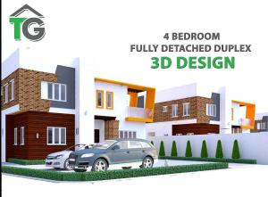 Detached Duplex House for sale Along idu train station Idu Abuja
