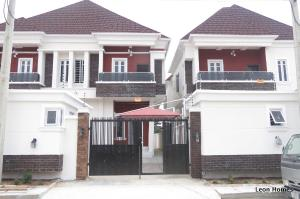 4 bedroom Semi Detached Duplex House for rent off Chevron alternative Route chevron Lekki Lagos