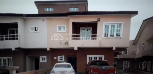 4 bedroom House for rent Road 9a, Lekki Gardens Phase Two By Abraham Adesanya Roundabout, Ajiwe   Ajah Lagos