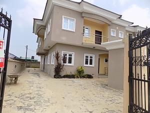 4 bedroom Semi Detached Duplex House for rent Eden garden Estate Ajah Lagos