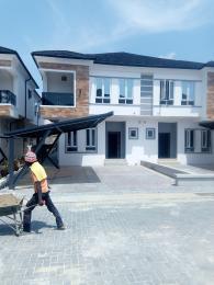 4 bedroom Semi Detached Duplex House for sale Chevron alternative road chevron Lekki Lagos