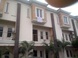 4 bedroom Terraced Duplex House for sale Saki Close Osapa london Lekki Lagos