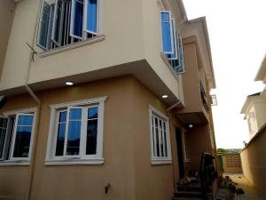 4 bedroom Semi Detached Duplex House for rent adisa st Millenuim/UPS Gbagada Lagos