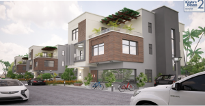 4 bedroom House for sale PALACE ROAD Victoria Island Extension Victoria Island Lagos