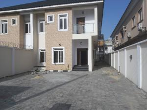 4 bedroom Semi Detached Duplex House for rent Off Lekki/Expressway Agungi Lekki Lagos