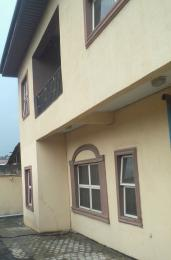 4 bedroom House for rent Off Mobile bus stop Oke-Ira Ogba Lagos