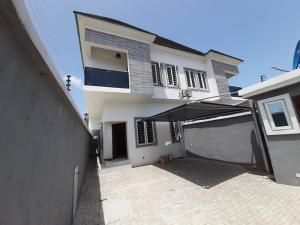 4 bedroom Semi Detached Duplex House for rent oral estate lekki Oral Estate Lekki Lagos