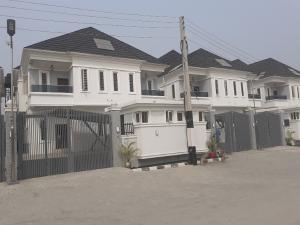 4 bedroom Semi Detached Duplex House for sale orchid lafiaji lekki Lekki Phase 1 Lekki Lagos