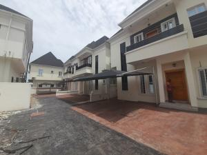 4 bedroom Terraced Duplex House for rent chevron lekki chevron Lekki Lagos