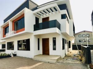 4 bedroom Semi Detached Duplex House for rent By Argungi  Igbo-efon Lekki Lagos