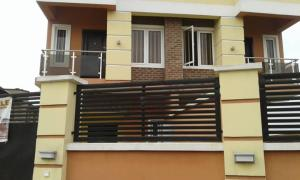 4 bedroom Semi Detached Duplex House for sale  Off Ayo Fasugba Street, Magodo GRA Phase 1, Gateway Zone, Magodo-Isheri Magodo Kosofe/Ikosi Lagos