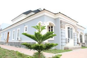 5 bedroom Detached Duplex House for sale AMEN ESTATE DEVELOPMENT, ELEKO BEACH ROAD, OFF LEKKI EPE EXPRESSWAY, IBEJU LEKKI, LAGOS NIGERIA Eleko Ibeju-Lekki Lagos