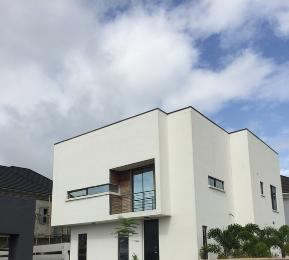 5 bedroom Detached Duplex House for sale Fountain Springville Estate, Monastery Road Sangotedo Ajah Lagos