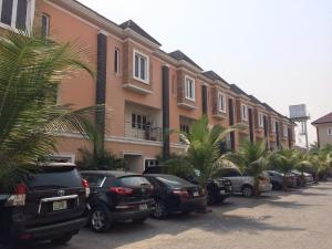 5 bedroom Terraced Duplex House for rent Osapa london Lekki Lagos