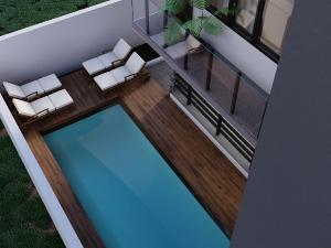 5 bedroom Terraced Duplex House for sale Elegushi Ikate Lekki Lagos