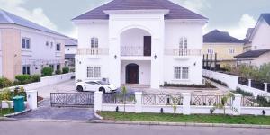 5 bedroom Detached Duplex House for sale chevron drive area chevron Lekki Lagos