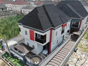 5 bedroom Detached Duplex House for sale Beta estate, chevron drive Lekki Lagos