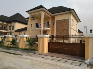 6 bedroom Detached Duplex House for sale NAF Harmony Estate,Airforce Port-harcourt/Aba Expressway Port Harcourt Rivers