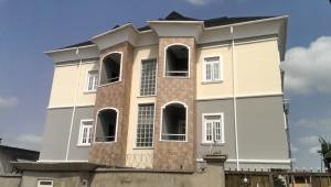 3 bedroom Blocks of Flats House for rent Solaru street, soluyi gbagada Soluyi Gbagada Lagos